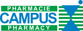 Pharmacie Campus Pharmacy Logo